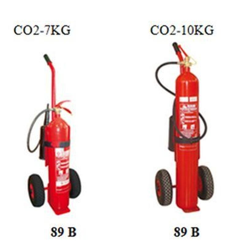 Extintores manuales: Productos y Servicios de Asecoin