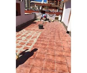 Impermeabilización de terrazas en Santa Cruz de Tenerife