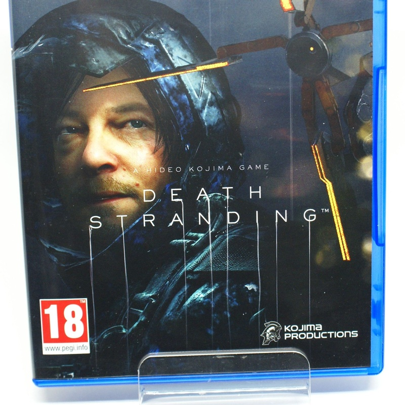PS4 DEATH STRANDING: Compra y Venta de Ocasiones La Moneta