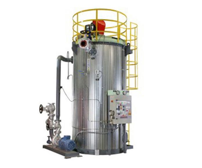Calderas de fluido térmico: Productos y servicios de ATTSU TEYVI