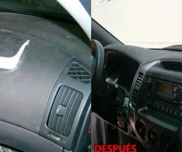 Restauración de vehículos: Productos   de Centro de Laminado Revestimientos Medina