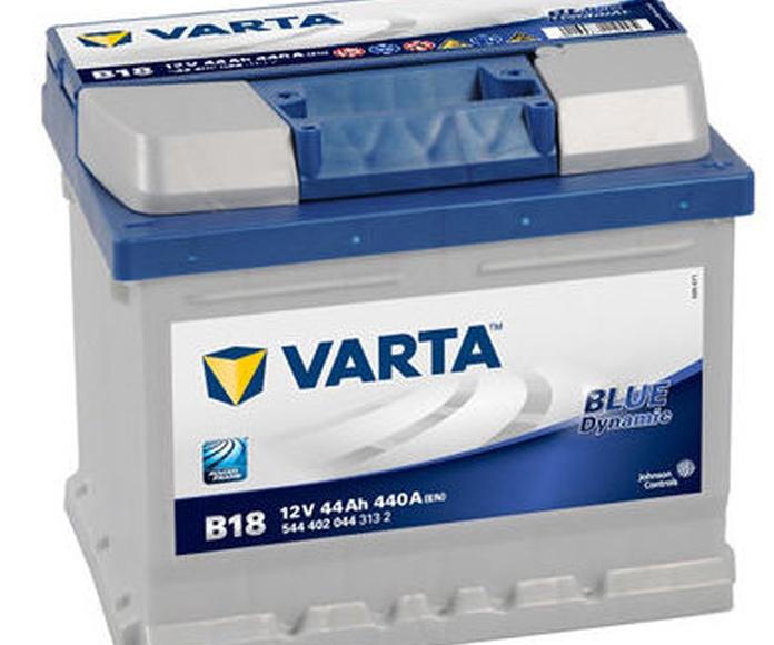 Baterias: Baterías de Baterías Trivan