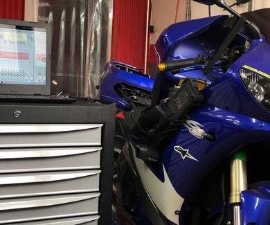 Diagnosis de motos