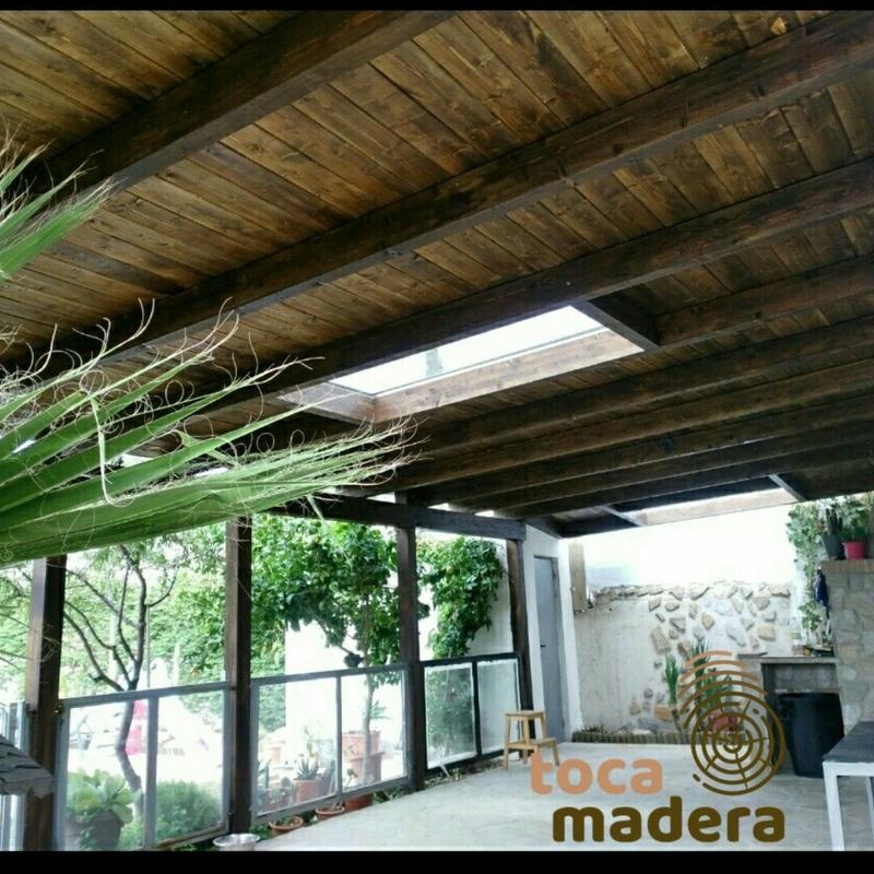 Cerramientos: Productos y materiales de Toca Madera