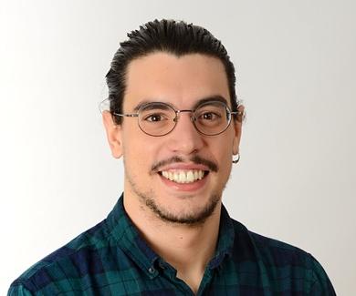 Iván García. Psicólogo. Responsable del área cognitiva