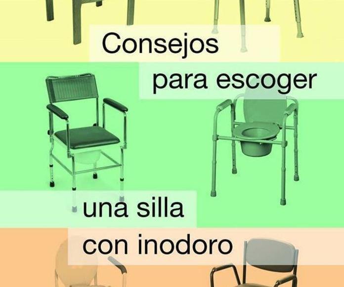 Cómo elegir una silla con inodoro