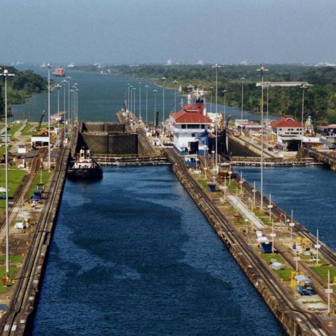El canal de Panamá: una de las excavaciones más espectaculares del planeta