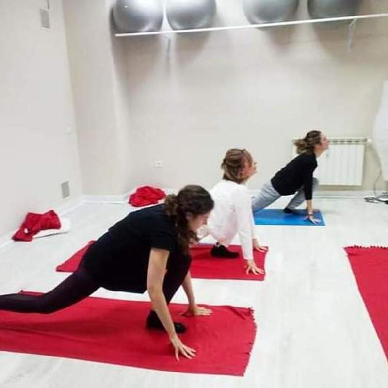 Yoga getxo