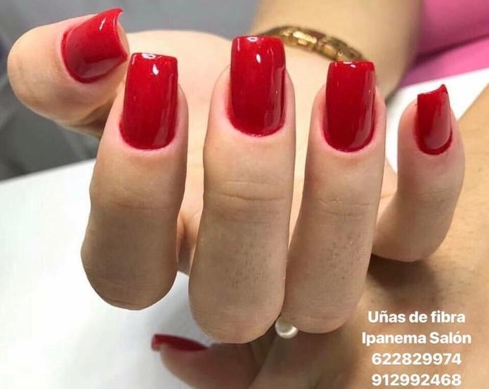 Uñas de fibra: Servicios de Ipanema Salón