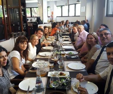 Restaurantes para empresas y grupos