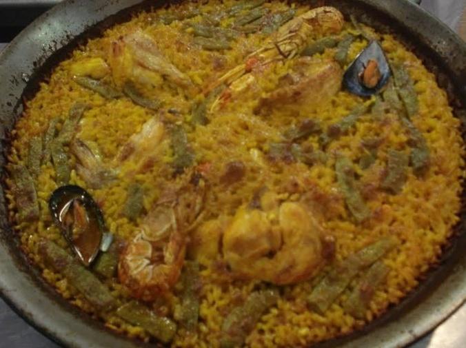 Origen de la paella valenciana