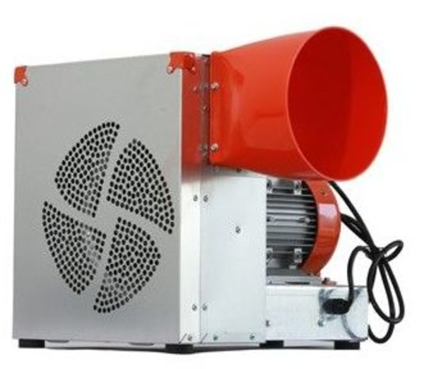 Turbina 1500 watt, 2 cv.