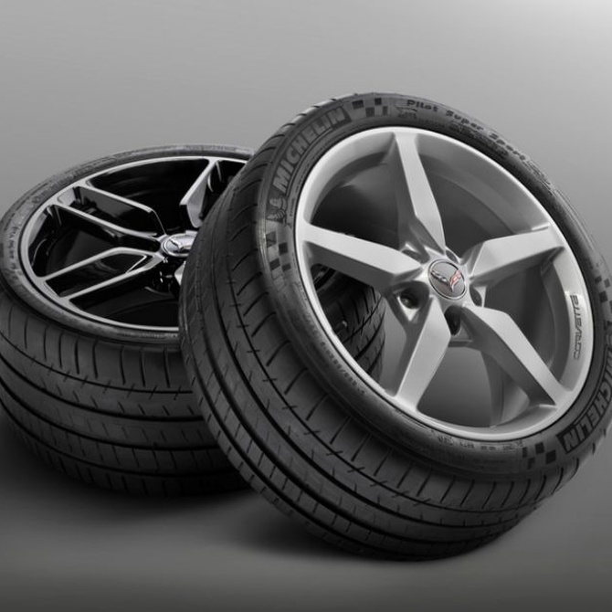 El neumático Michelin Pilot Sport 4