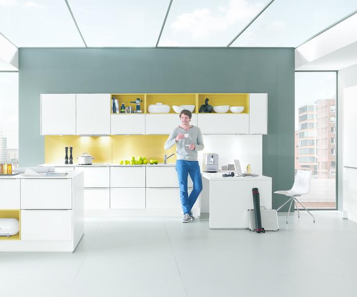 2A.Cocina Alemana : Catálogo de Diseño en Cocinas MC