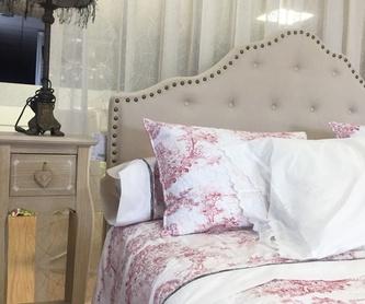 Muebles con distintos estilos en Murcia