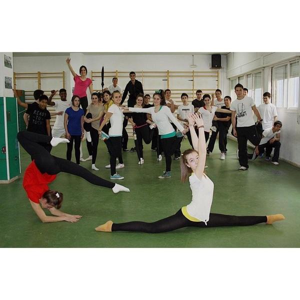 Educación física: Departamentos de I.E.S. García Morato