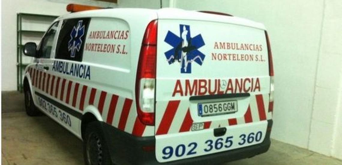 Ambulancia 24 horas en Valladolid