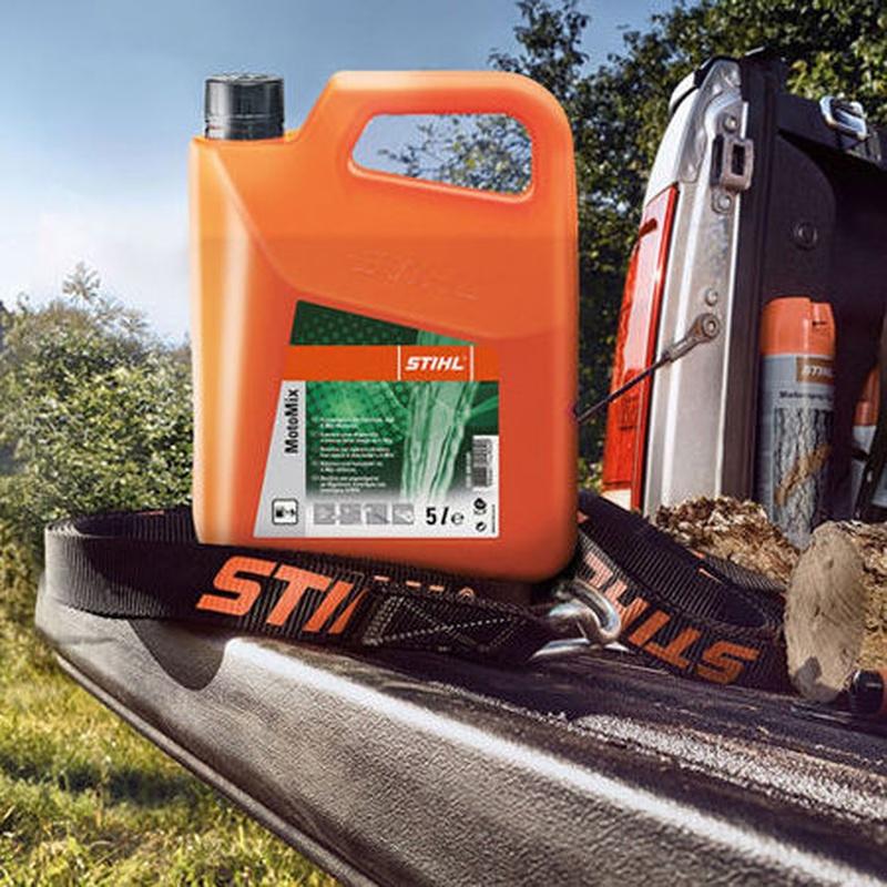 STIHL Combustibles, lubricantes y accesorios ORIGINALES: Productos y servicios de Maquiagri
