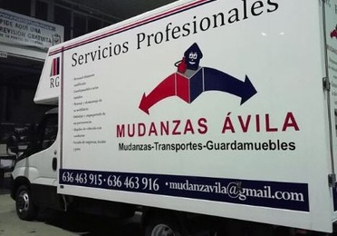 Transportes en Ávila