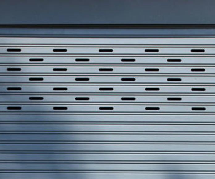 Fabricación de persianas : Productos de Puertas Automatismos