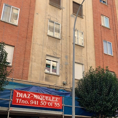 rehabilitación de fachadas