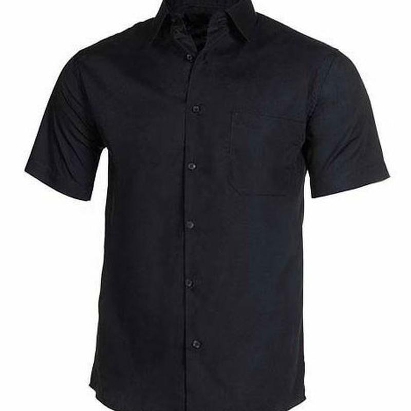 Camisa clásica para hombre manga corta: Catálogo de Frade Ropa de Trabajo