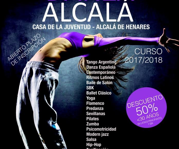 Taller de Danza de Alcalá (Casa de la Juventud)