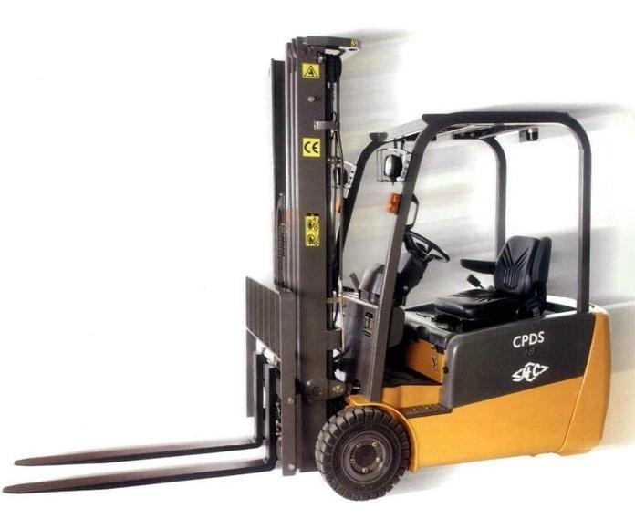 Carretilla electrónica 3 ruedas tracción delantera: Productos y servicios  de Intzia Comercial