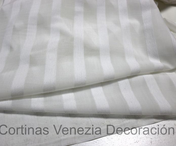 Rayas Chenilla: Catálogo de Venezia Decoración