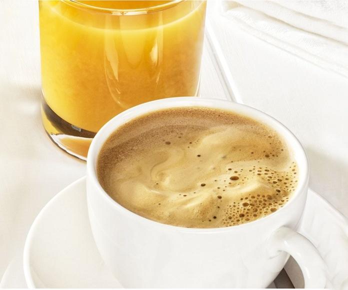 Desayunos: Carta de D'Anibal Bar