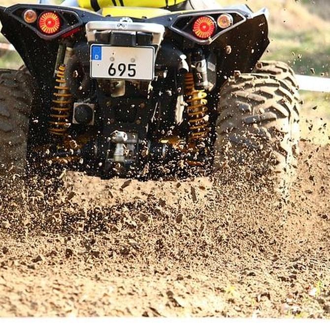 Consejos para realizar rutas en grupo sobre quads