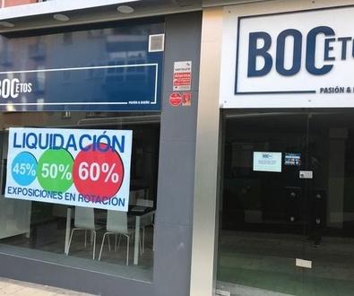 Liquidación 45%, 50%, 60%