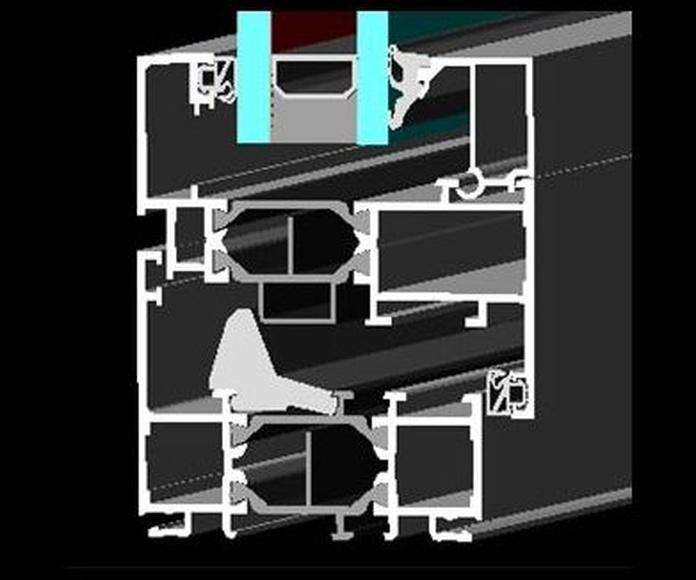 FS6V-C Protección solar mejorada: Sistemas de Ekonal