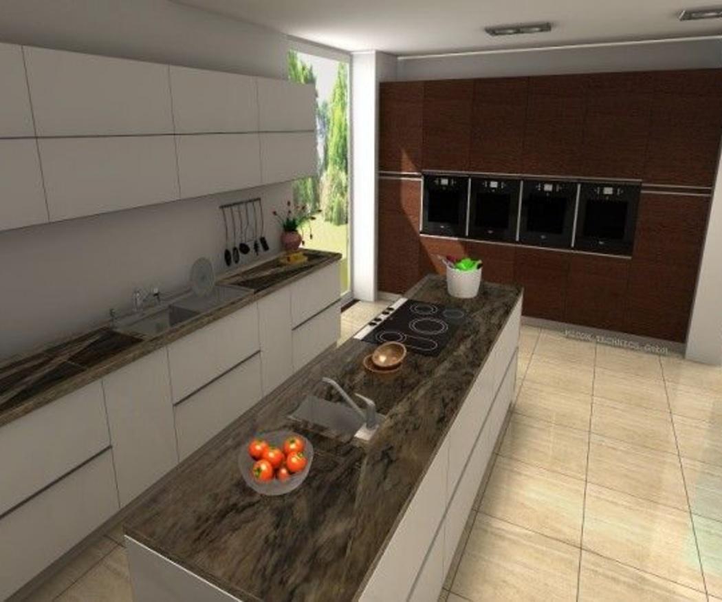 La utilidad de los programas de diseño de cocinas en 3D