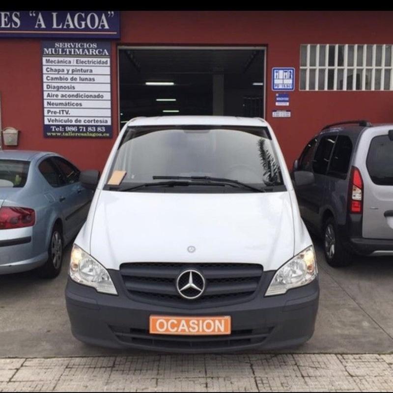 Mercedes Vito 110 2.2CDI:  de Ocasión A Lagoa