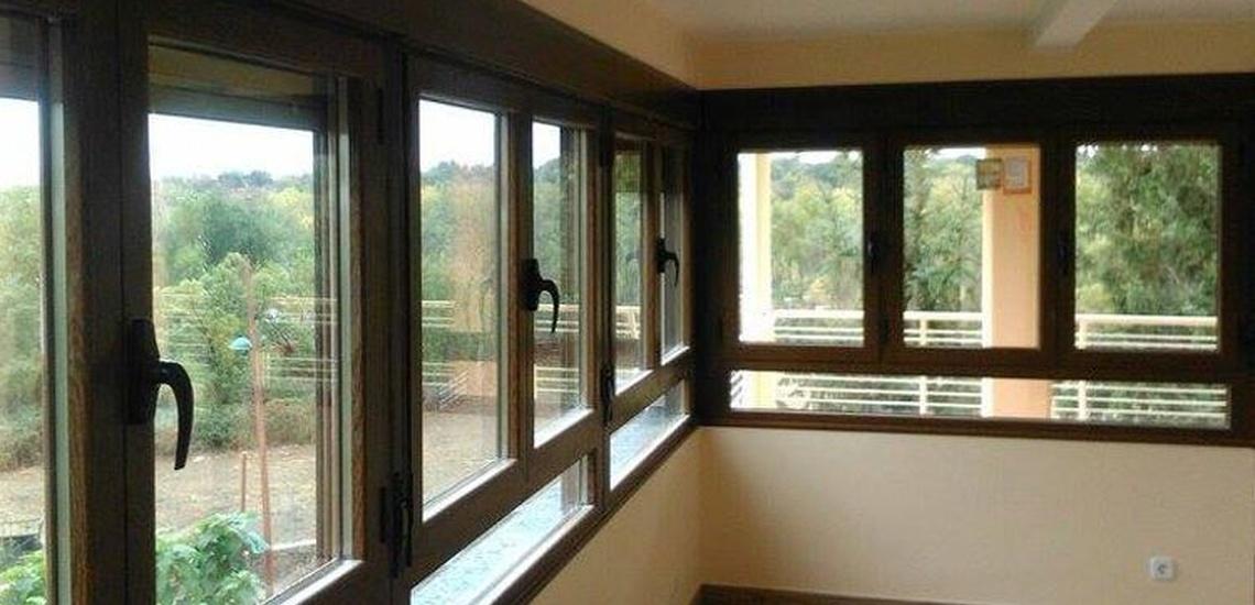 Fabricación de ventanas de aluminio en Valdemoro