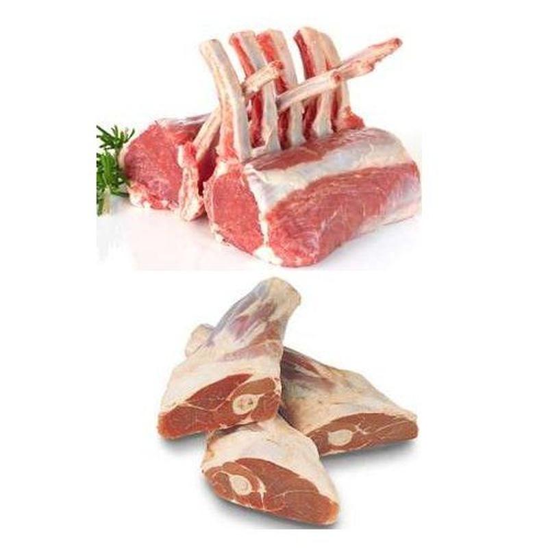 Carne de cordero y de cerdo: Productos de Kitchen Foods Málaga