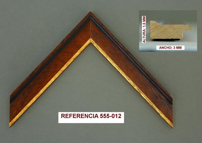 REF 555-012: Muestrario de Moldusevilla