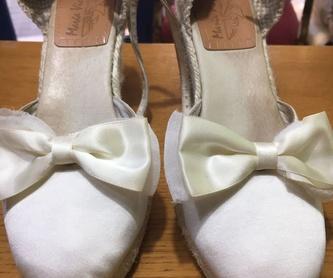 Transformar vestido de novia en vestido de fiesta: Servicios  de Tintorería Anubis