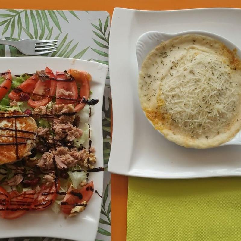 Ensaladas: Carta de Restaurante La Proa