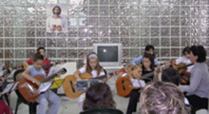 Guitarra: Catálogo de Colegio Cumbres