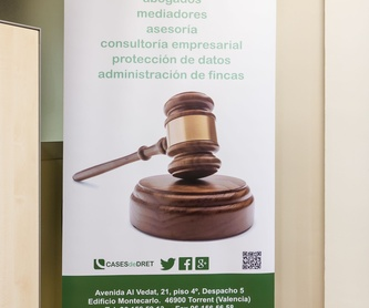 Galería de Despacho de abogados en Torrent | Cases de Dret Torrent