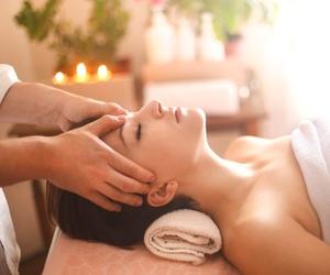 Indian Head Massage (Masaje Hindú de Cabeza)