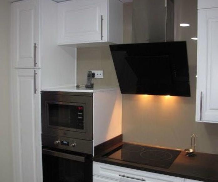 Muebles de Cocina - Proyecto realizado en Rivas: Catálogo de Diseño en Cocinas MC