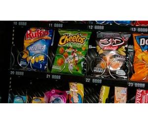 Máquinas vending de snacks en Tarragona
