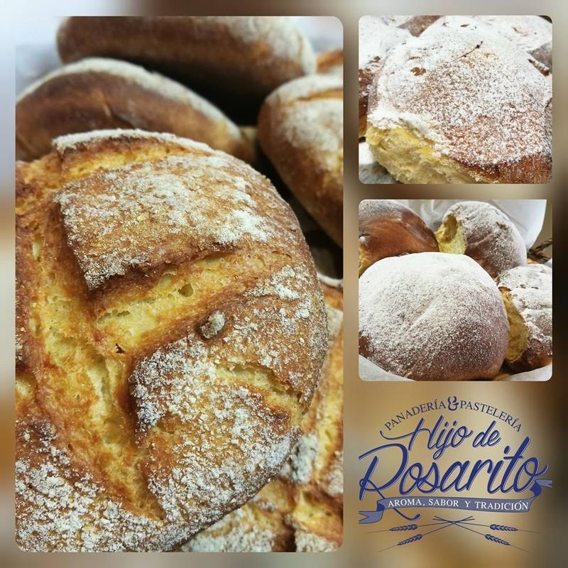 Pan artesanal: Nuestros productos artesanales de Panadería Pastelería Hijo de Rosarito