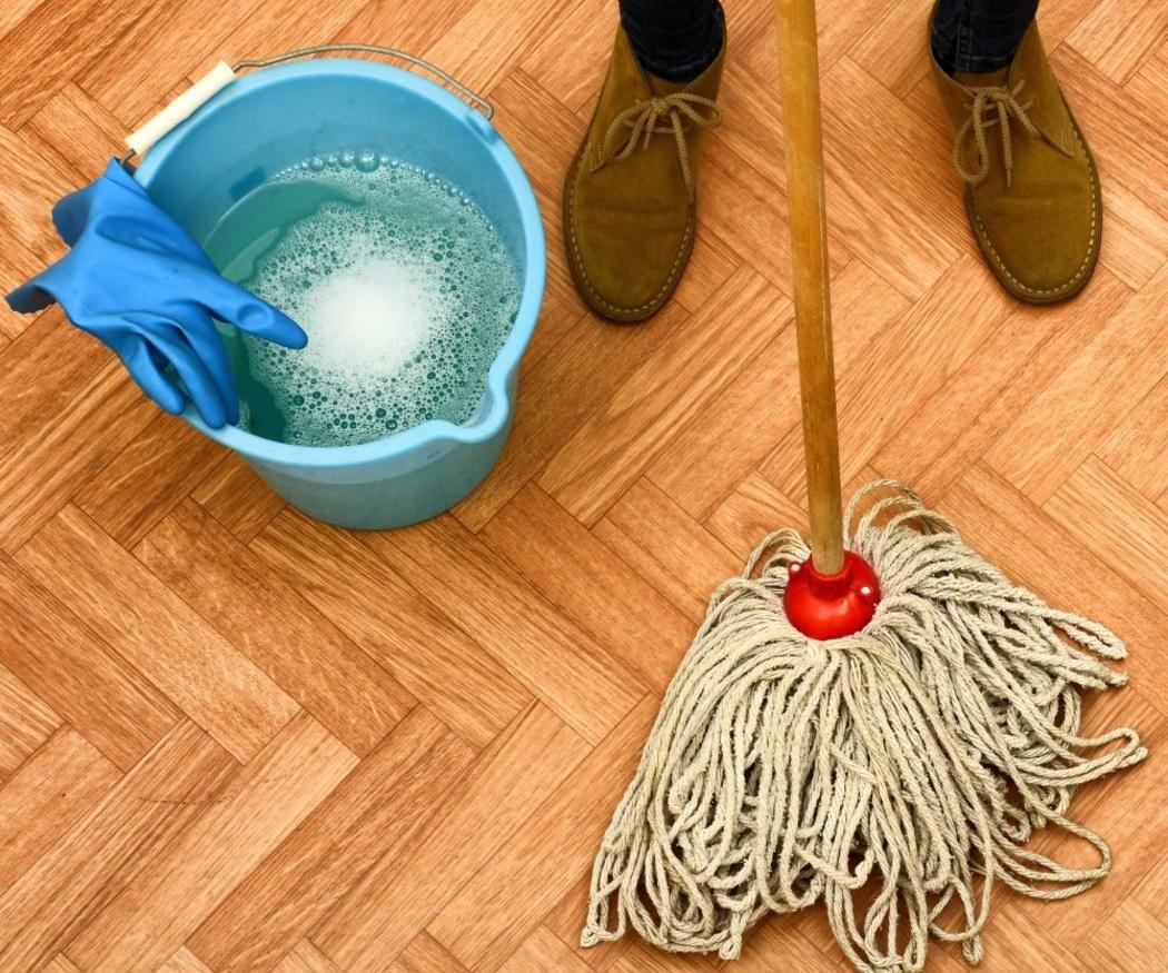 La limpieza tras las obras en casa