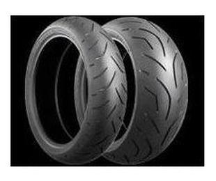 Sustitución neumáticos para motocicletas