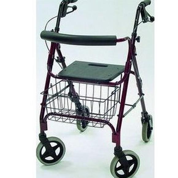 Andador con ruedas : Productos y Promociones de Farmacia Lucía