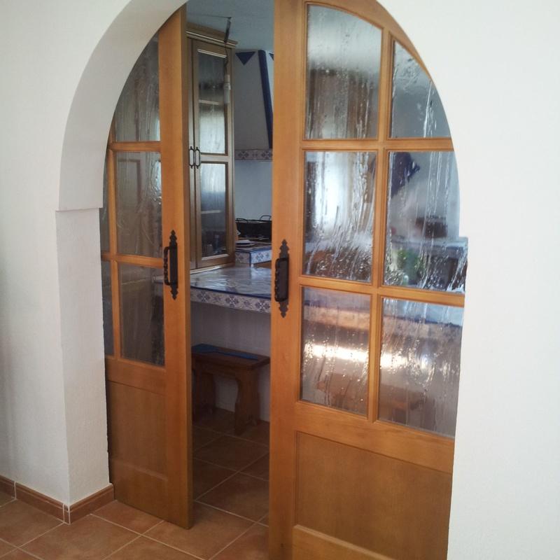 Puertas: Catálogo de Carpintería de Anento